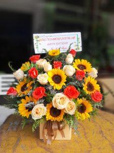 địa chỉ bán hoa cà mau giá rẻ chất lượng cửa hàng hoa tươi đẹp nhất