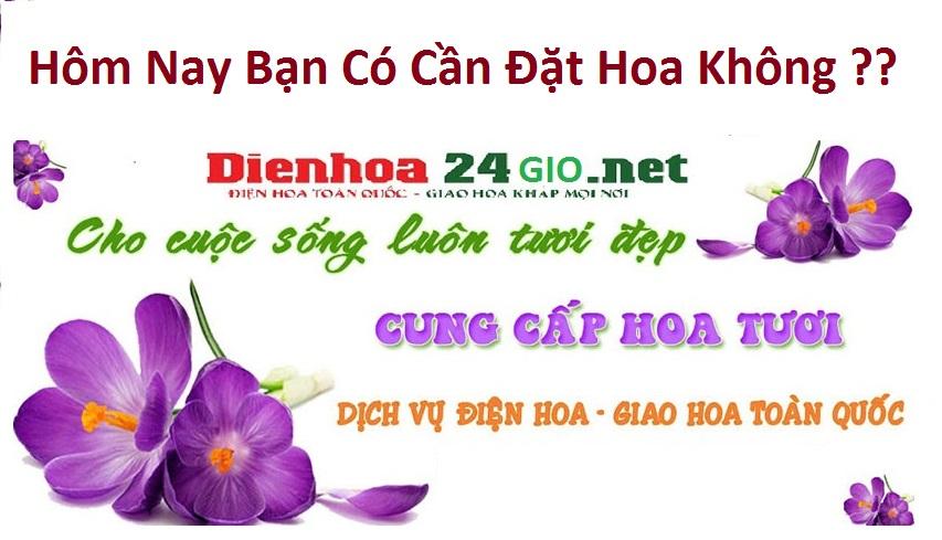 top 5 shop hoa đẹp hoa tươi đẹp điện hoa online
