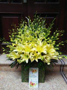 dịch vụ giao hoa tận nơi hoa tươi đẹp cái nước cà mau