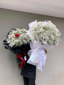 Dịch vụ giao hoa 24h, Ngọc Hiền Năm Căn, tươi rẻ đẹp.