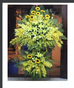 Dịch vụ giao hoa Năm Căn Cà Mau hoa tươi rẻ đẹp.